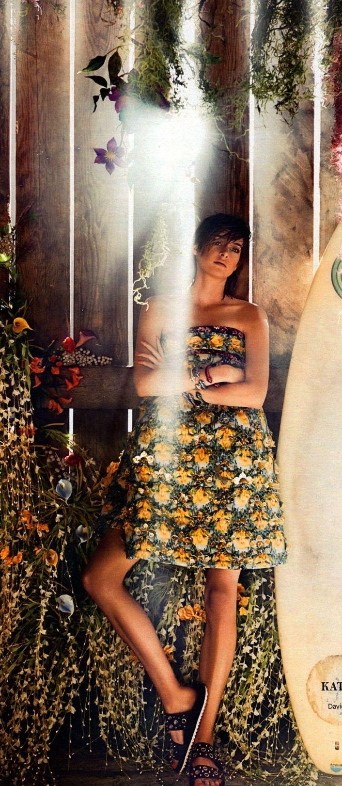 Shailene Woodley for InStyle June 2014