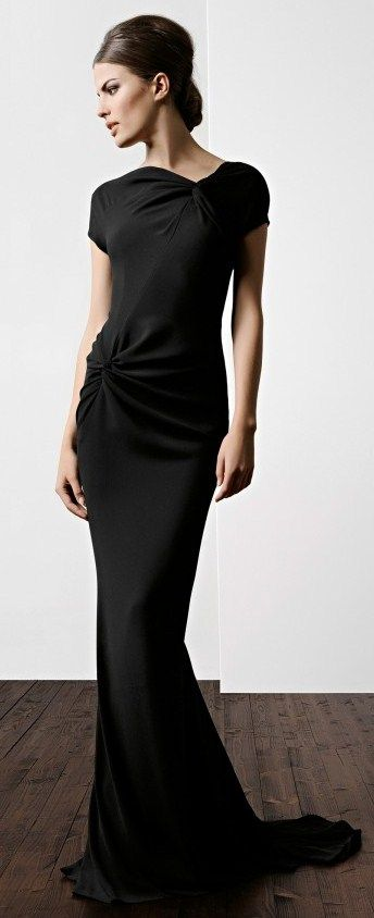 Sleek and Elegant Escada... except for me it would be a different colour