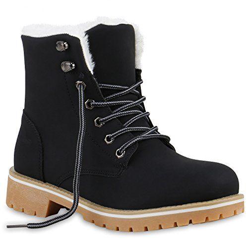 7aee080d166fac UNISEX Damen Herren Warm Gefütterte Damen Worker Boots Stiefeletten Outdoor  Schuhe 131612 Hellbraun Weiss Schwarz 39