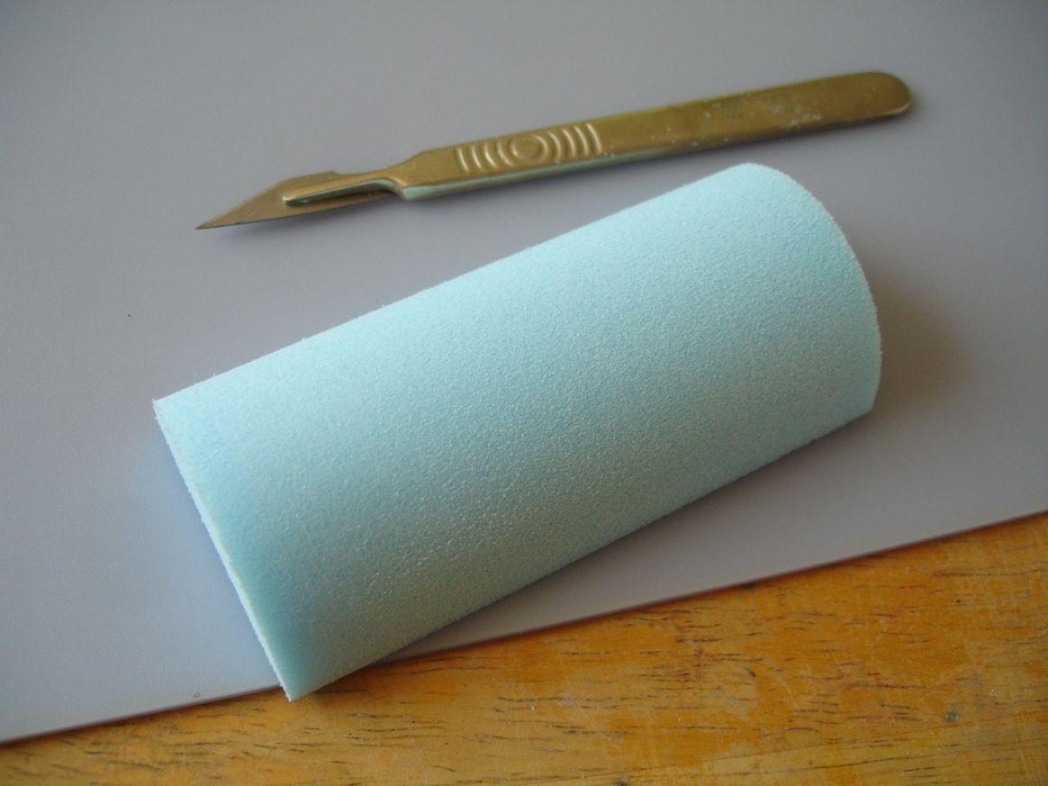 styrofoam repair demo test form