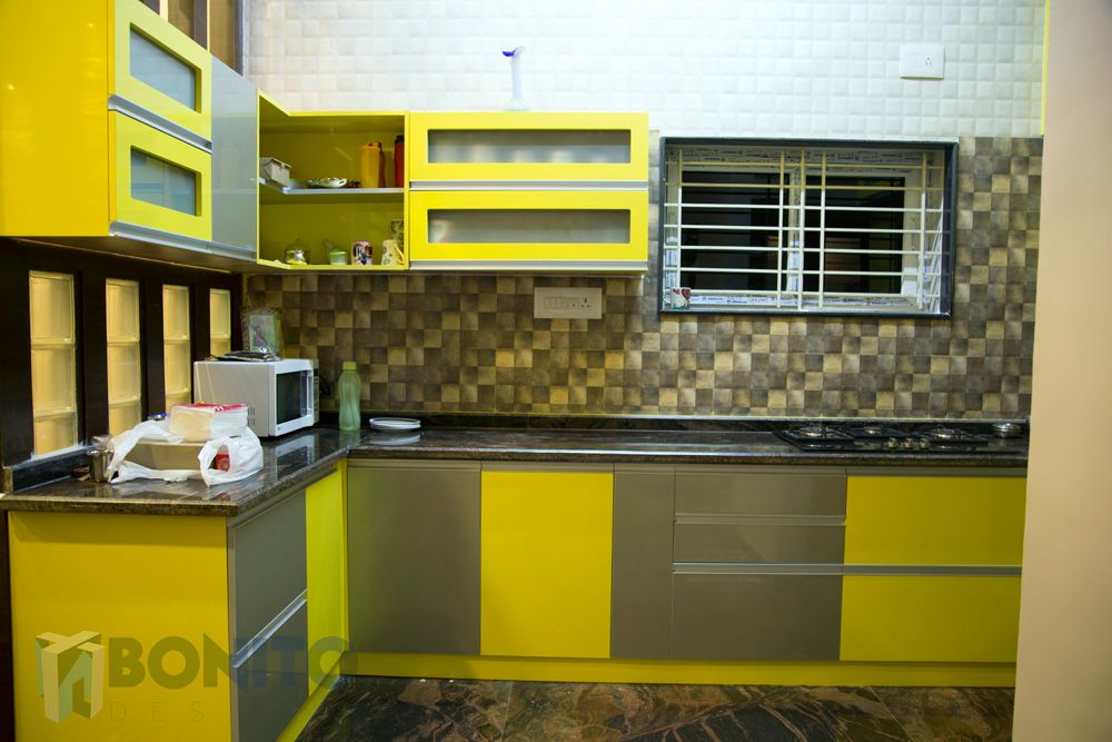 15 Simple Modular Kitchen Decorations For Indian Homes With Photos