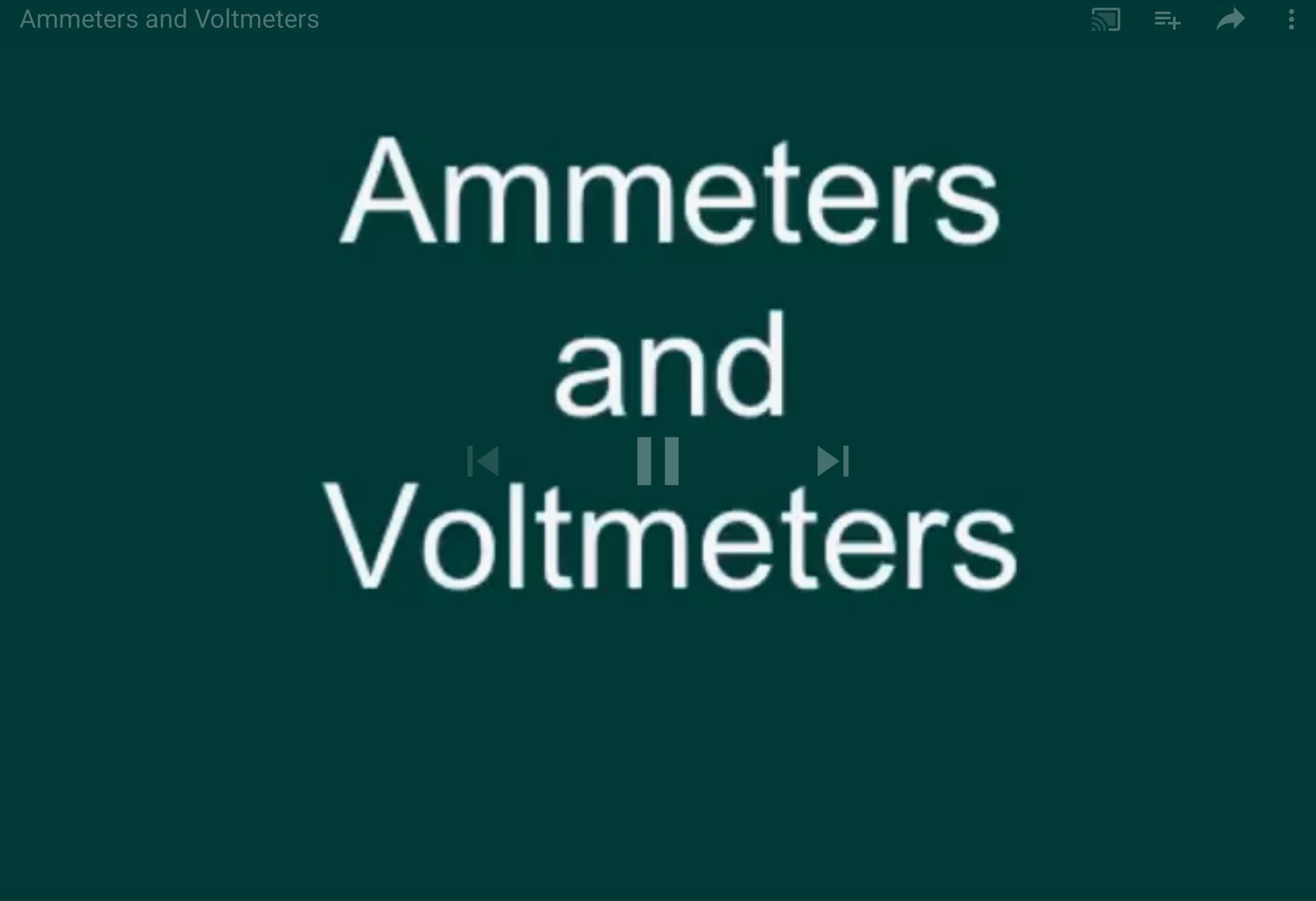 Ammeters And Voltmeters Additional Help Video January 15 16 2018 Physics [ 1399 x 2044 Pixel ]