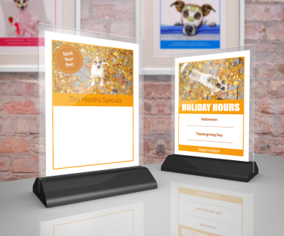 New Freebies For September Seasonal Fall Grooming Printables Expires 9 2 17 Available Fr Pet Grooming Business Pet Grooming Salon Business Marketing