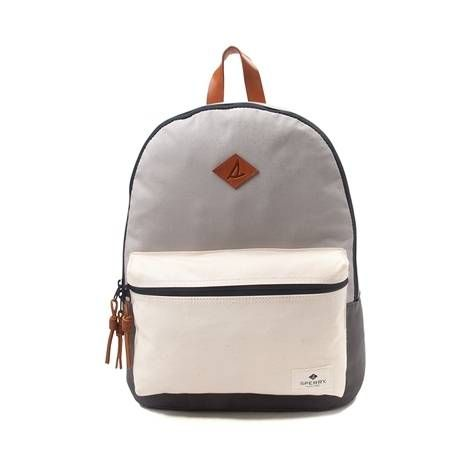 Embark on an epic adventure with the new Intrepid Backpack from Sperry Top- Sider!