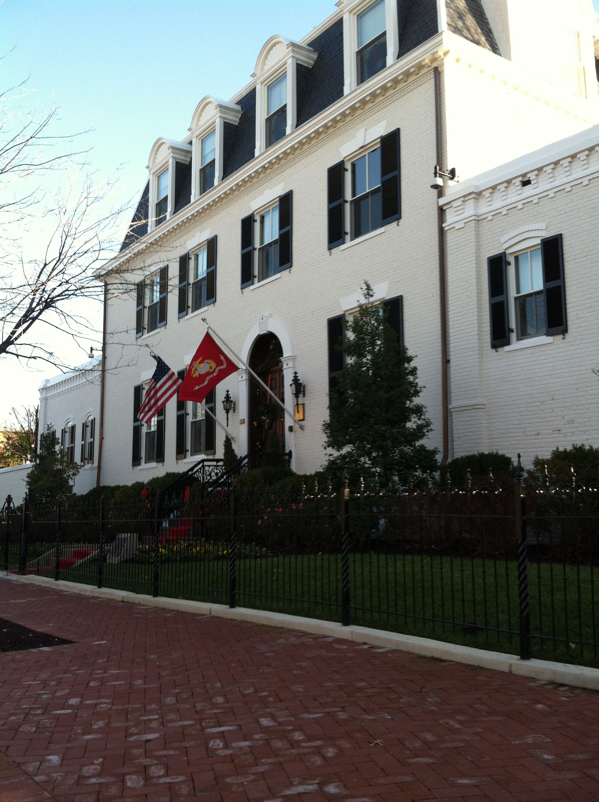 Marine corps barracks
