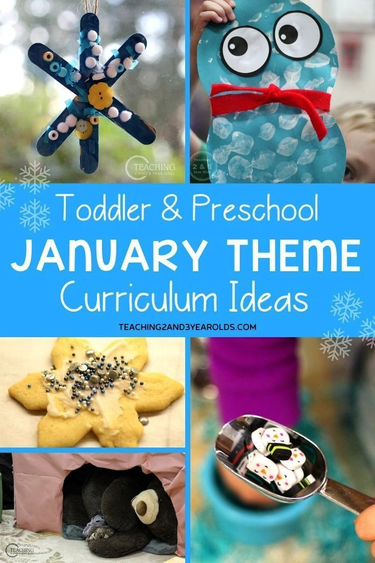 of Activities for January Themes Looking for hands-on preschool January themes ideas? This resource