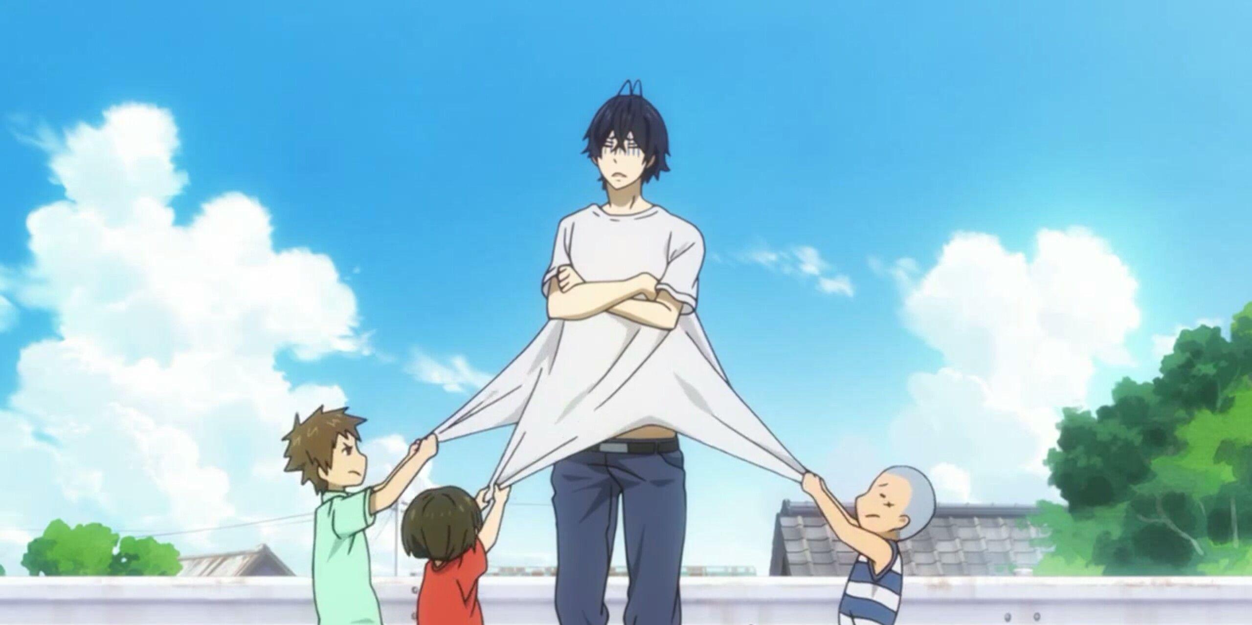 Pin by malak ali on BARAKAMON Anime, Barakamon, Anime images