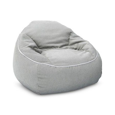 corduroy bean bag chair rattan papasan replacement cushion xl pillowfort bedroom playroom