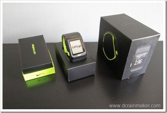 Nike+ GPS Sportwatch Nike, Packaging design, Apple watch