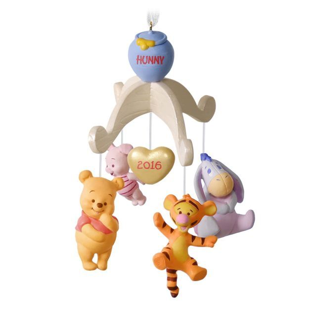 Baby\u0027s First Christmas Winnie the Pooh Collection Ornament