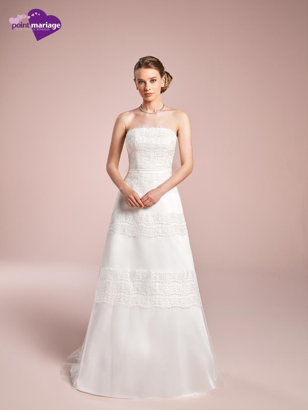 Robe de mariée Valence | Point Mariage |