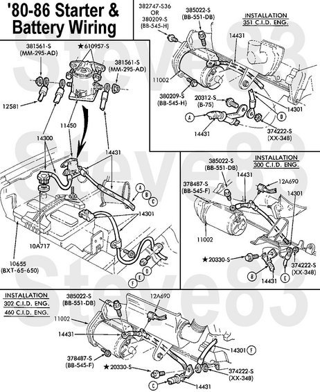 1983 Ford Bronco Diagrams Picture Supermotors Net Ford Bronco Bronco Ford