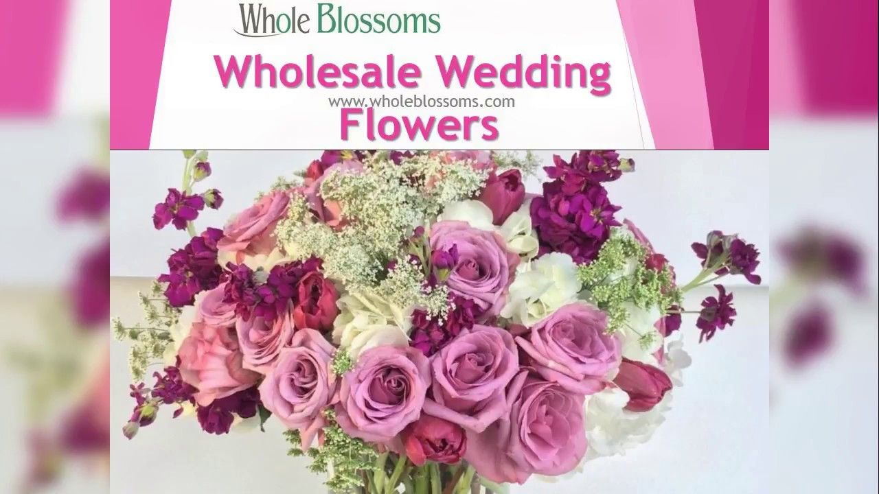 Pin by Wholeblossoms on Wholesale Wedding Flowers - www ...