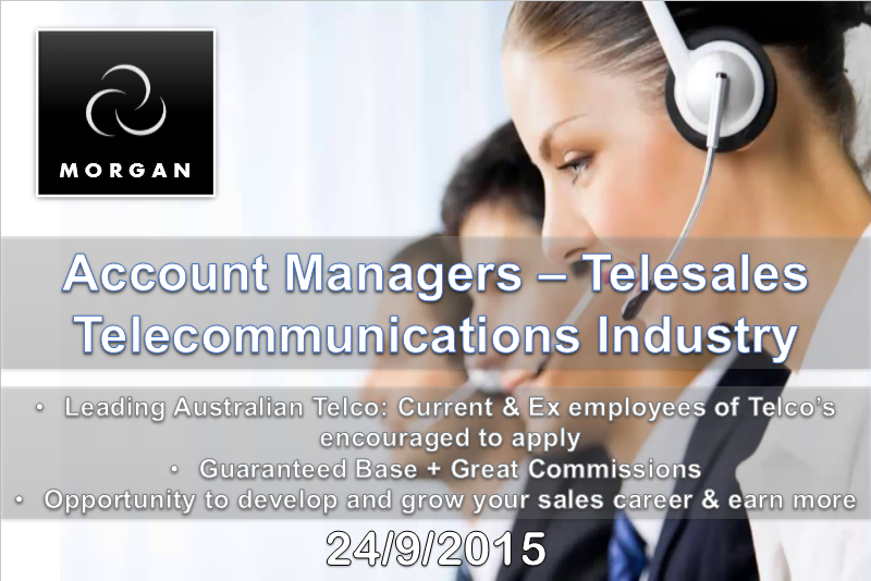 Our Client Is Australia S Leading Telecommunications And