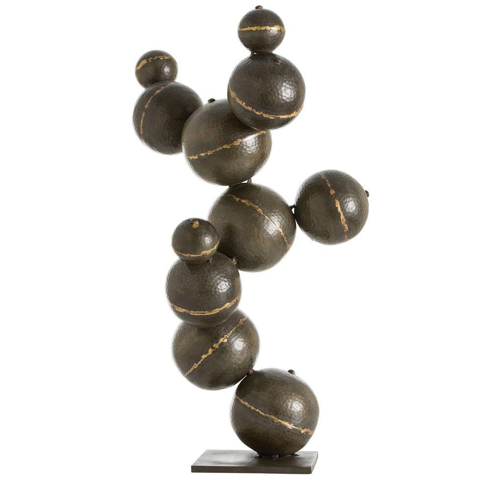 "Rocco Sculpture 20"" X 16"" X 31""h"