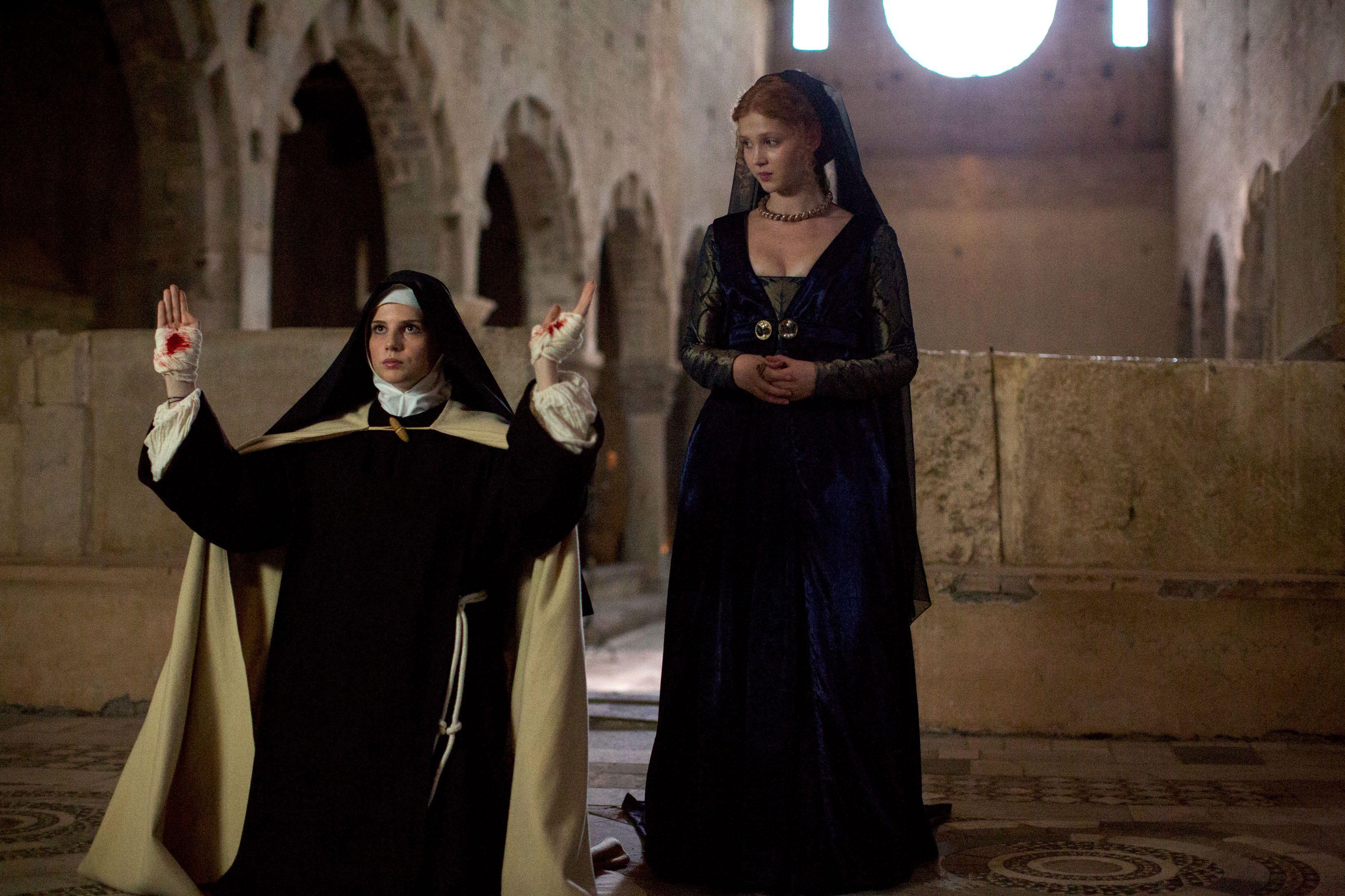 Isolda Dychauk as Lucrezia Borgia