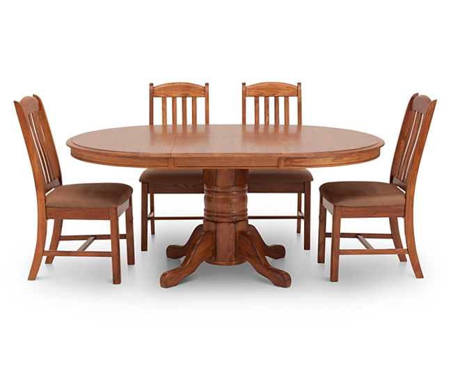 Chatham 5 Pc Dining Room Set Dining Table Chairs Dining Dining Table