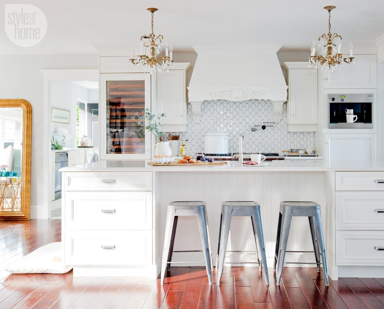 House tour: Jillian Harris\' eclectic romantic dream home | Jillian ...