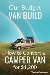 Photo of Budget Van Build – Don't spend a ton of money on a van build! Here are some mone…