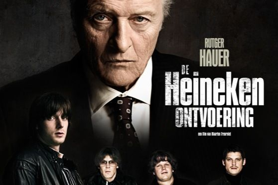 The Heineken Kidnapping is based on the true story. Names have been changed due to?? I don't know why. It was an enjoyable one, but don't expect  documentary or a action flick. The thing happened.