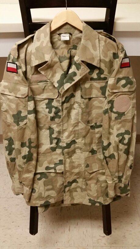 68e1a730142ef Polish Military wz2000 (Desert Pantera) Camouflage Set Camo Gear, Camo  Patterns, Cloth