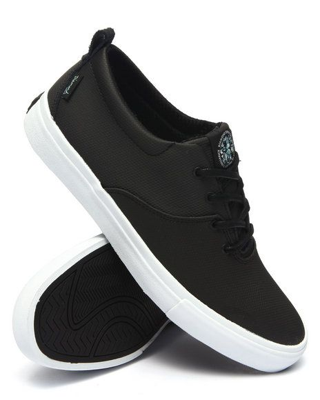 Diamond Supply Co - Madrid Simplicity Black Tuff Sneakers