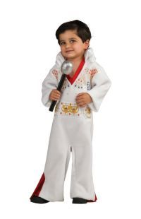 Infant Toddler Elvis Romper Costume
