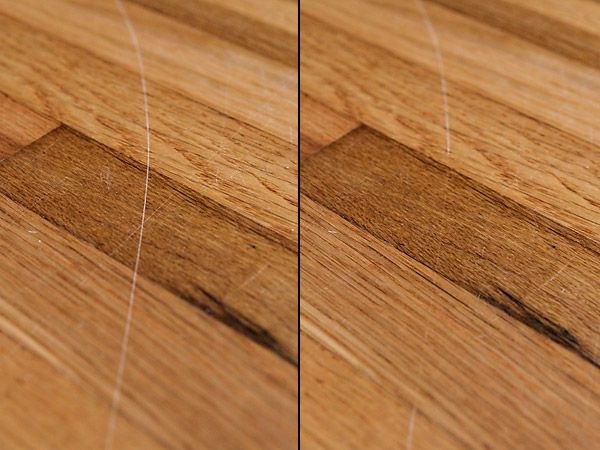 Take Scratches Out Of Your Hardwood Floors With Walnuts Soooo Easy