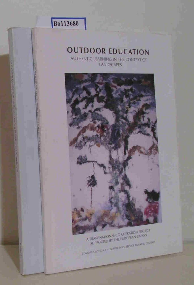 Ebay Sponsored Outdoor Education Authentic Learning In The