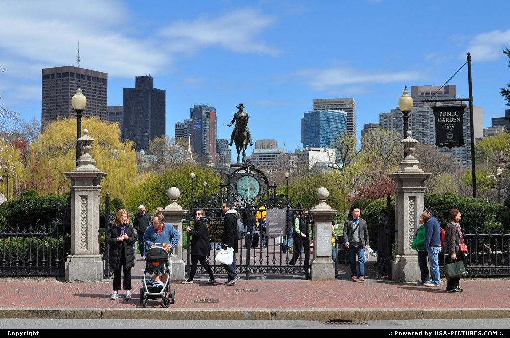 Boston Common, Massachusetts, USA (With images