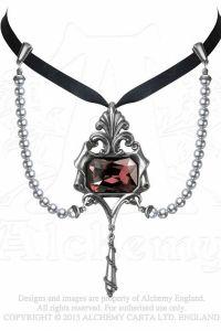 Alchemy Gothic - Halskette - San Esteban Pearls