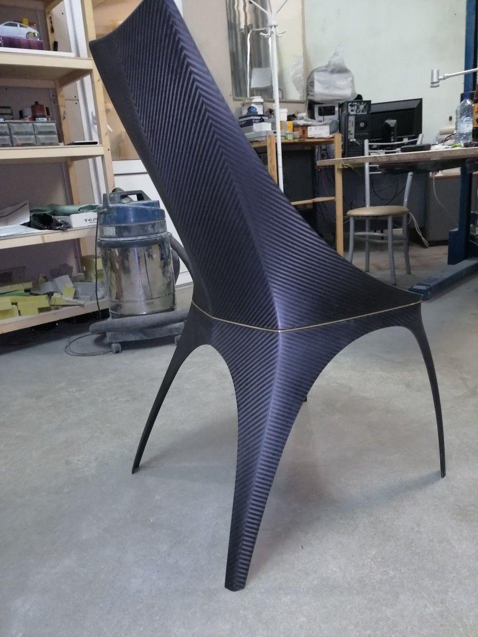 Carbon Chair Modeloni Chair Carbon Fiber Carbon