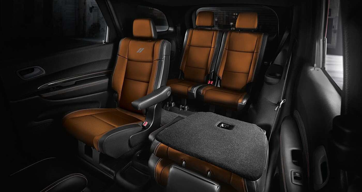 2020 Dodge Durango Interior Spesification Di 2020
