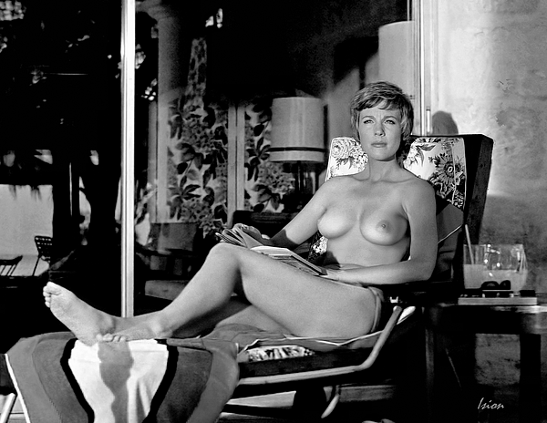 Nudes of julie andrews