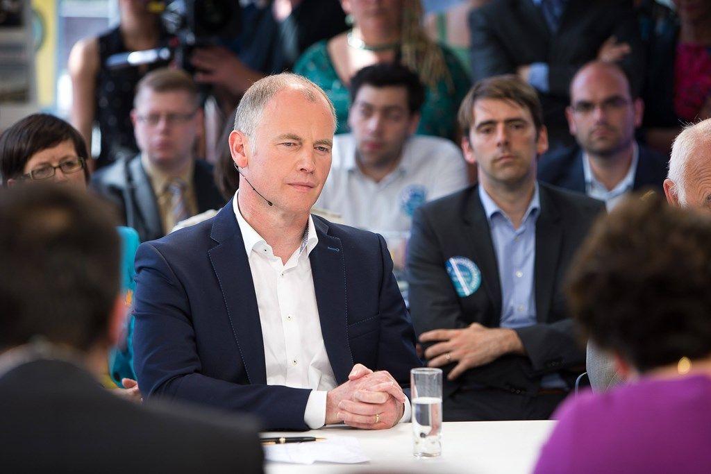 Marino Keulen, Open VLD, Vlaams parlementslid en burgemeester van Lanaken.