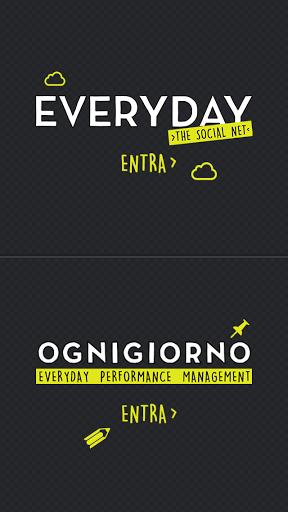 Everyday è l'applicazione per smartphone dedicata a chi lavora in Alitalia, con una serie di pratiche funzioni gestionali.<br>Everyday comprende un social network integrato riservato ai dipendenti. <br>Ogni giorno è buono per provare Everyday sul tuo smartphone.  http://Mobogenie.com