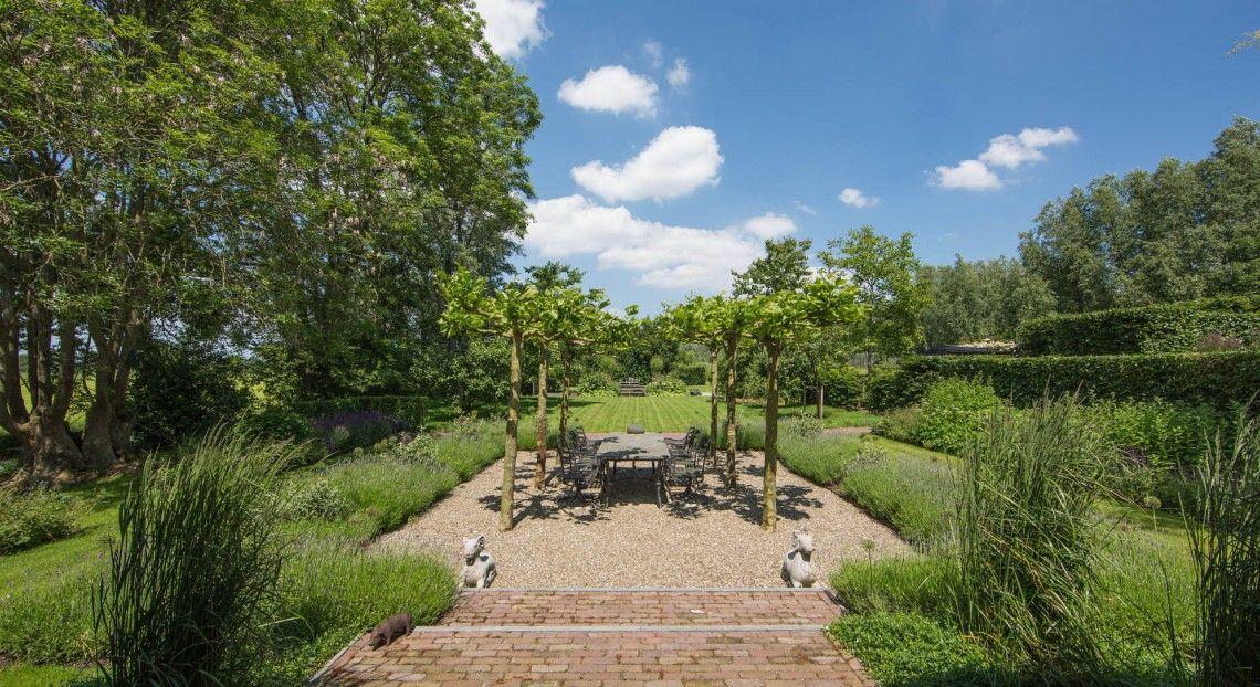 Rodenburg tuinen natuurlijke tuin hoog □ exclusieve woon en