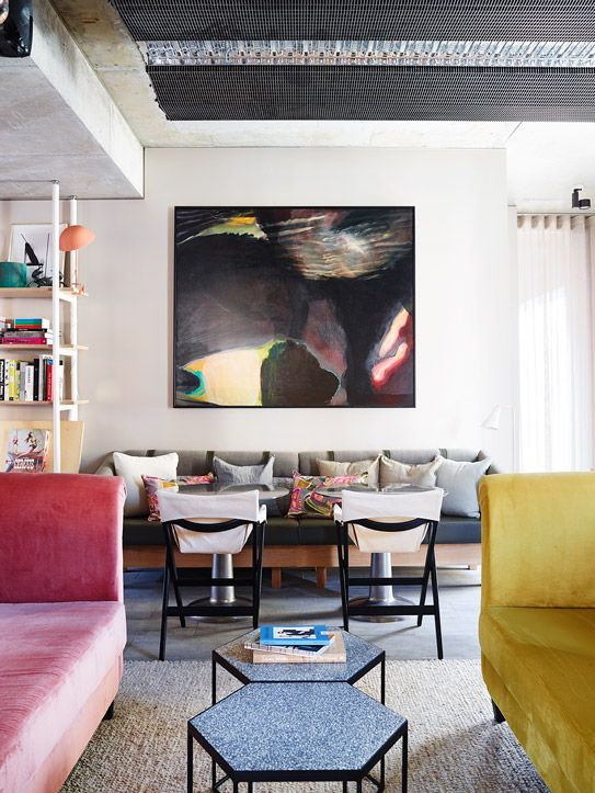 Perths Newest Boutique Hotel The Alex Is So Cool Funky Modern Interior DesignInterior
