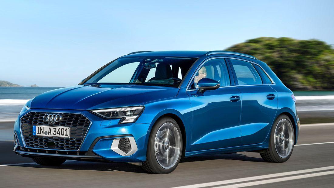 Audi A3 Sportback 2020 Weltpremiere In 2020 Audi A3 Sportback Audi Audi A3
