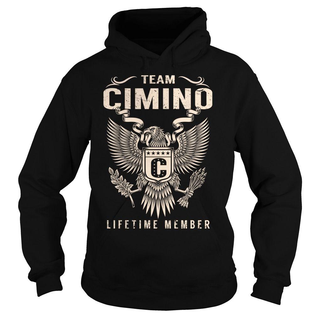(Tshirt Top Gift) Team CIMINO Lifetime Member Last Name Surname T-Shirt Coupon 20% Hoodies, Funny Tee Shirts