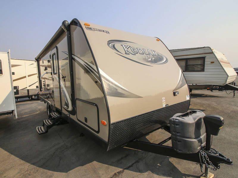 2014 Dutchmen Kodiak Ultimate 240bhsl For Sale Missoula Mt