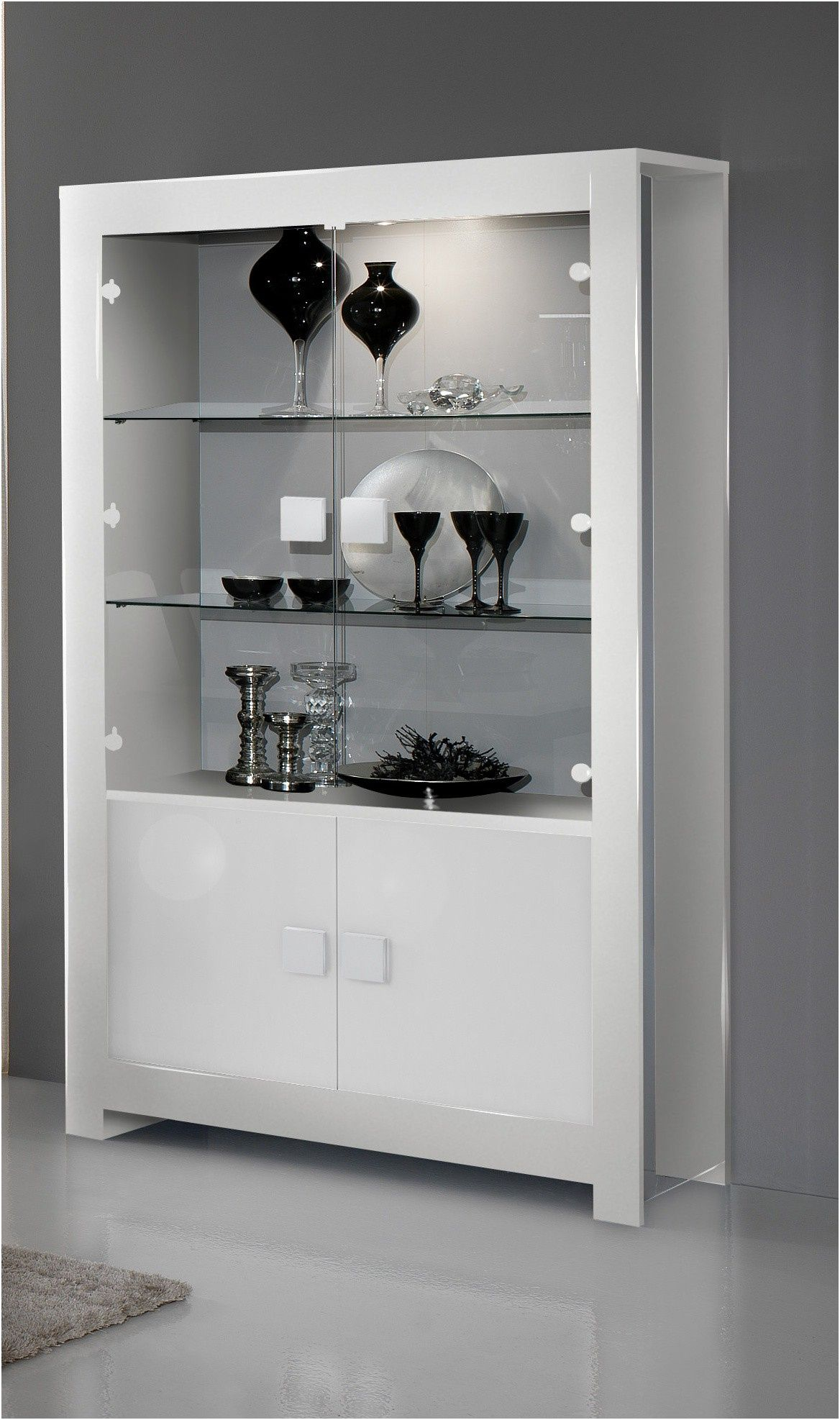 9 Largement Meuble Vitrine Blanc Kitchen Interior Design Decor Living Room Decor Cozy Dining Room Contemporary