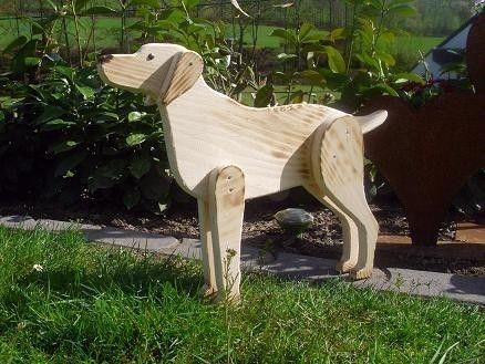holzwurm kreatives f r haus und garten holz tiere dogs wood pinterest woods pallets. Black Bedroom Furniture Sets. Home Design Ideas