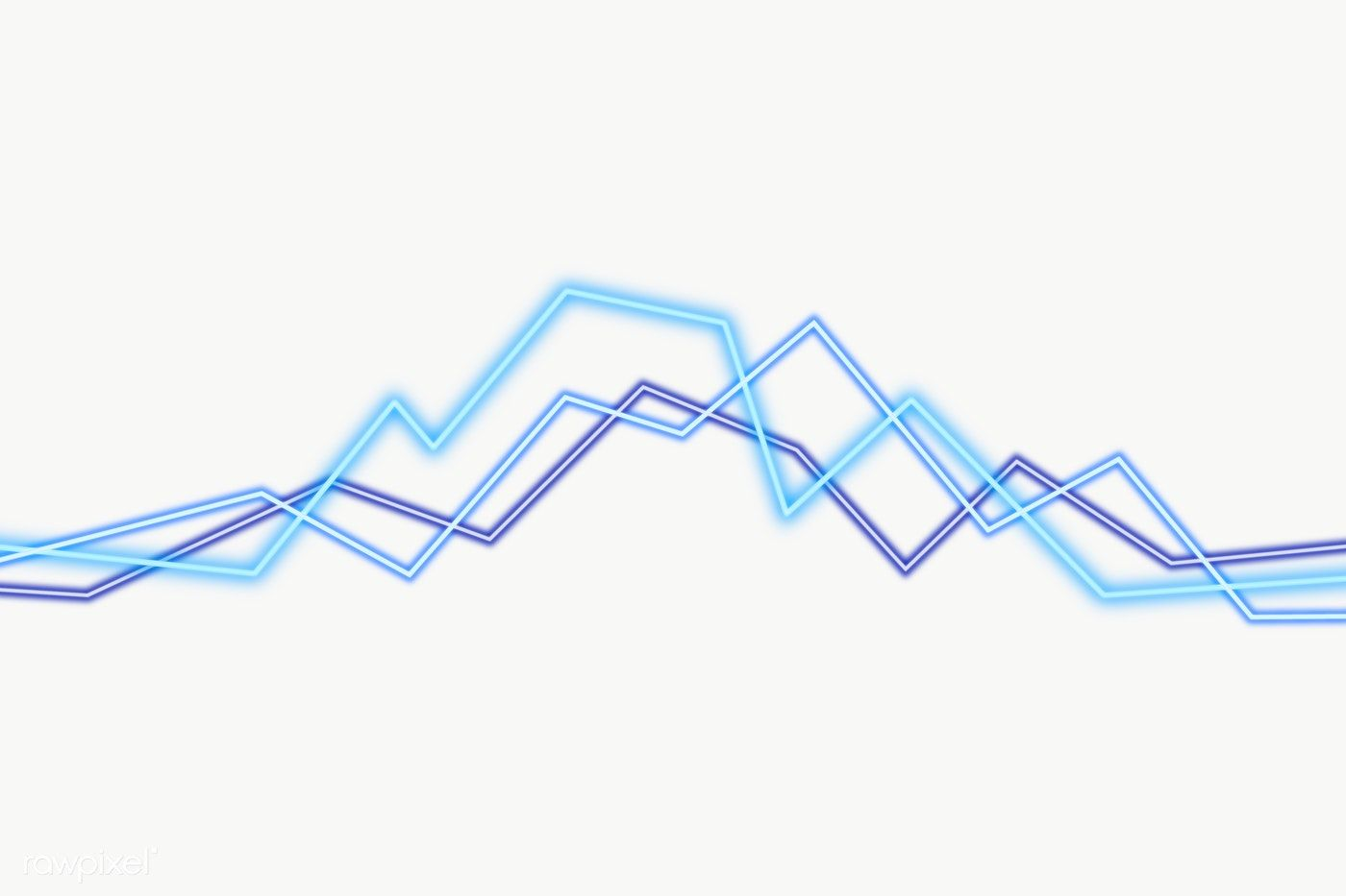 Neon Blue Graphic Lines Background Layer Free Image By Rawpixel Com Aum Line Background Backdrops Backgrounds Background