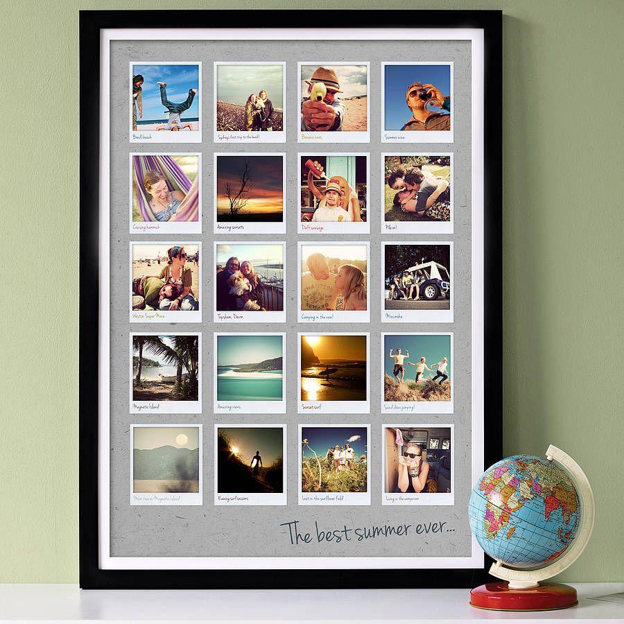 Personalised retro style photo album print cheap frames personalised retro style photo album print solutioingenieria Image collections