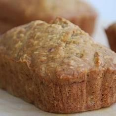 Banana Coconut Almond Bread (via foodily.com)