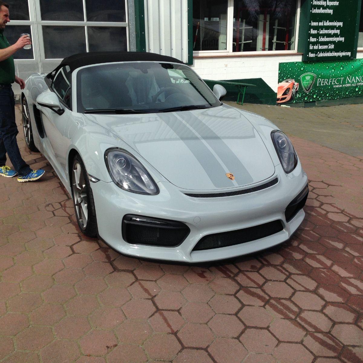 981 spyder bestellerbesitzer thread seite 1533 porsche boxster 981 pff - 2015 Porsche Boxster Silver