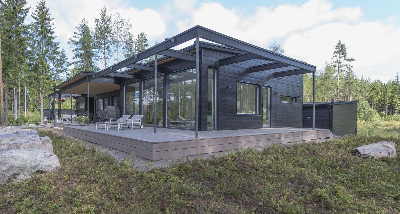 Фотографии реализованных проектов, дома построенные