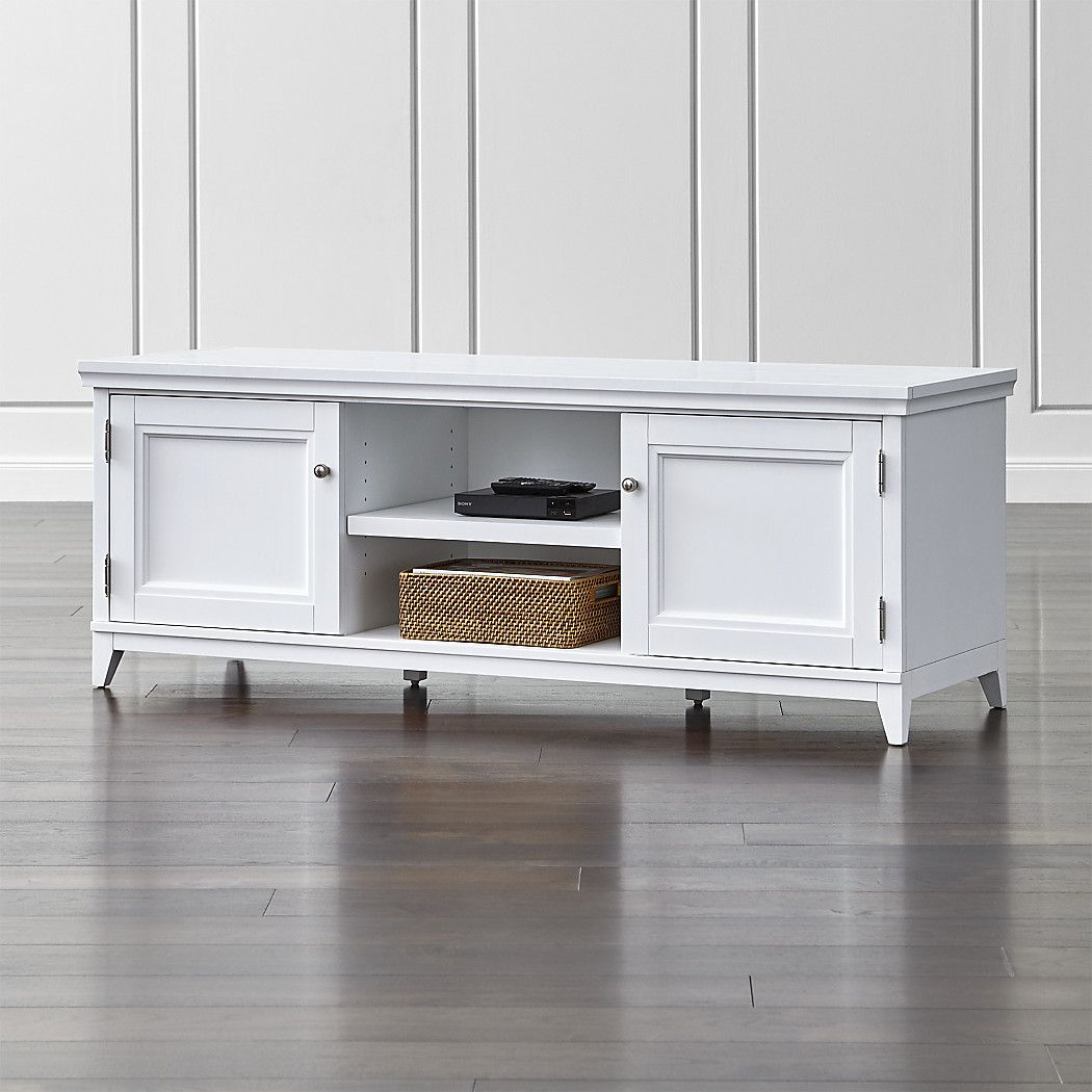 Designed by blake tovin of tovin design the harrison tv console with open and closed storage can stand alone or be connected to 24 or 36