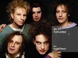 The band, The Cure - Bing Images